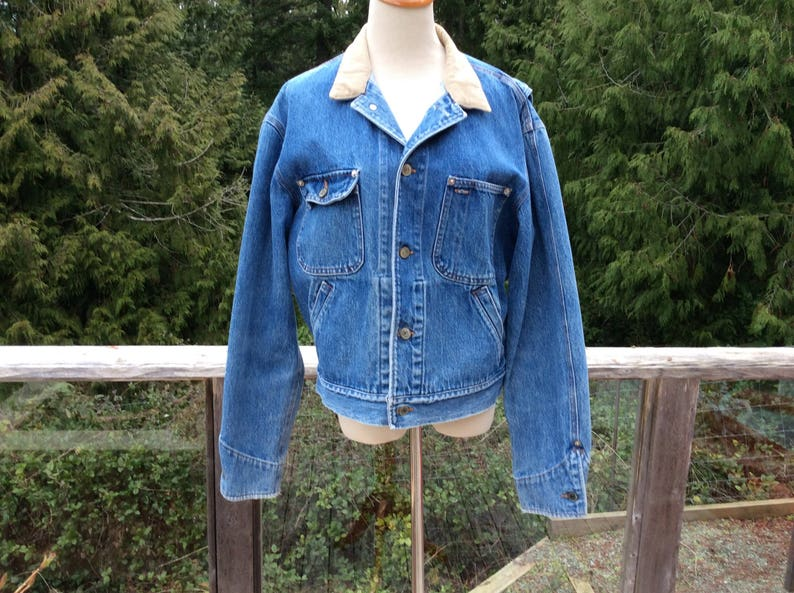 81fefbb9b2 Vintage Polo Ralph Lauren Denim Jacket Polo Jacket with