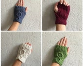 Fingerless Glove / Finger...