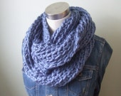 Oversized Cowl Scarf / Ch...