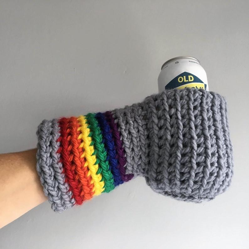 Beer Mitten Mom Gifts for Boyfriends Girlfriend Gifts image 0