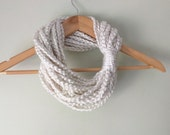 Chain Scarf Necklace / Sh...
