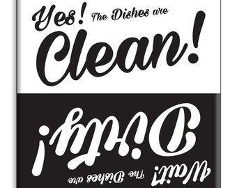Simplicity image with wash rinse sanitize printable signs