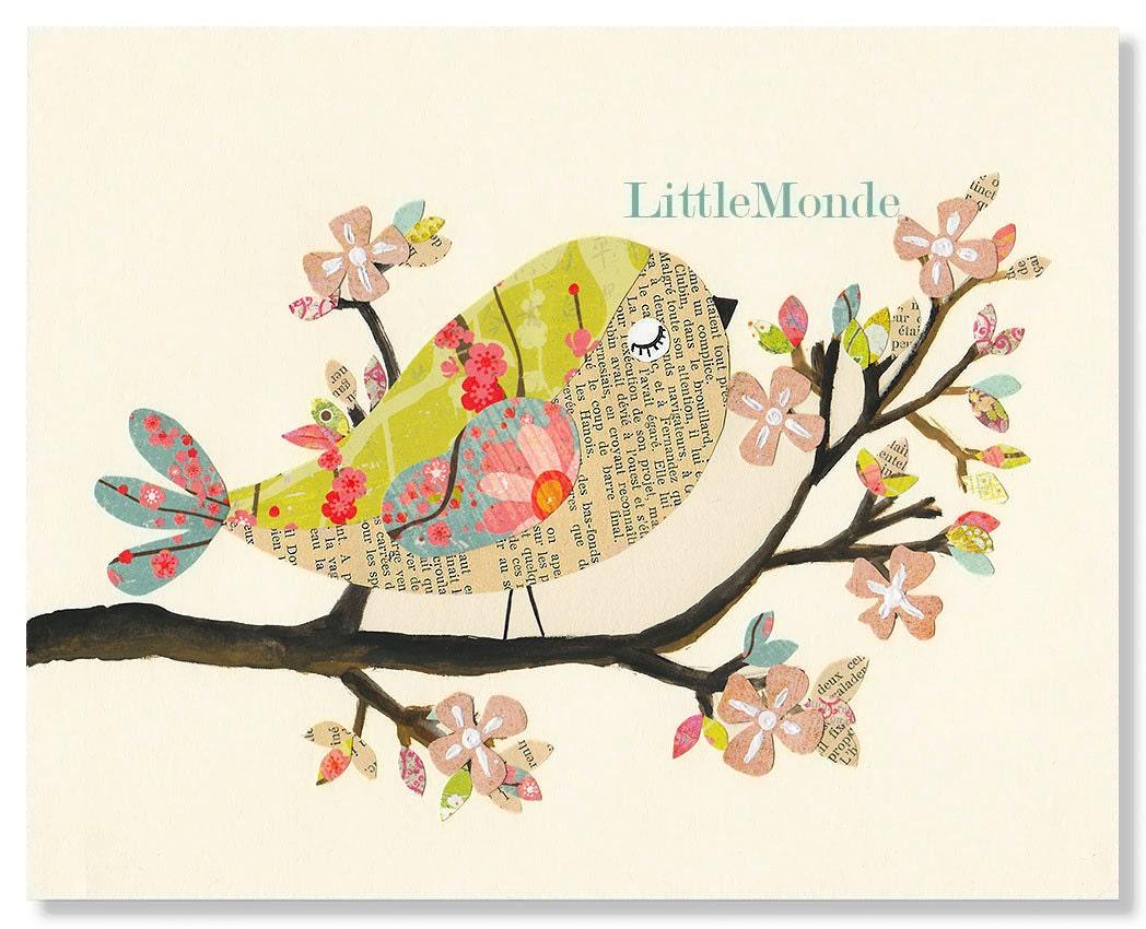 Baby Girl Nursery Prints NURSERY ART PRINTS French Nursery | Etsy