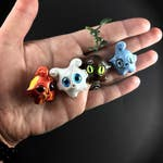 Elemental Worry Warts set // anxiety worry doll cute meditation relaxation therapy depression mental health