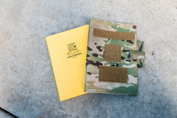 """Jo 4 5//8/"""" X 7/"""" Yellow Cover Rite In The Rain All-Weather Side-Spiral Notebook"""