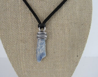 Blue Kyanite Pendant Kyanite Necklace Jewelry Crystal Boho Jewelry N1272