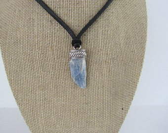 Blue Kyanite Pendant Kyanite Necklace Jewelry Crystal Boho Jewelry N1258