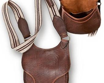 Longhunters  Possibles Bag Shooters American Bison Buffalo Leather Reenactors Black Powder Hunting