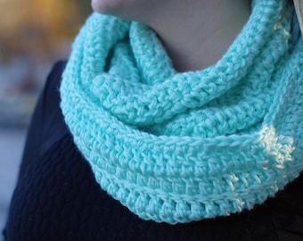 Cadwyn INFINITY Scarf / Infinity SCARF / CIRCLE scarf