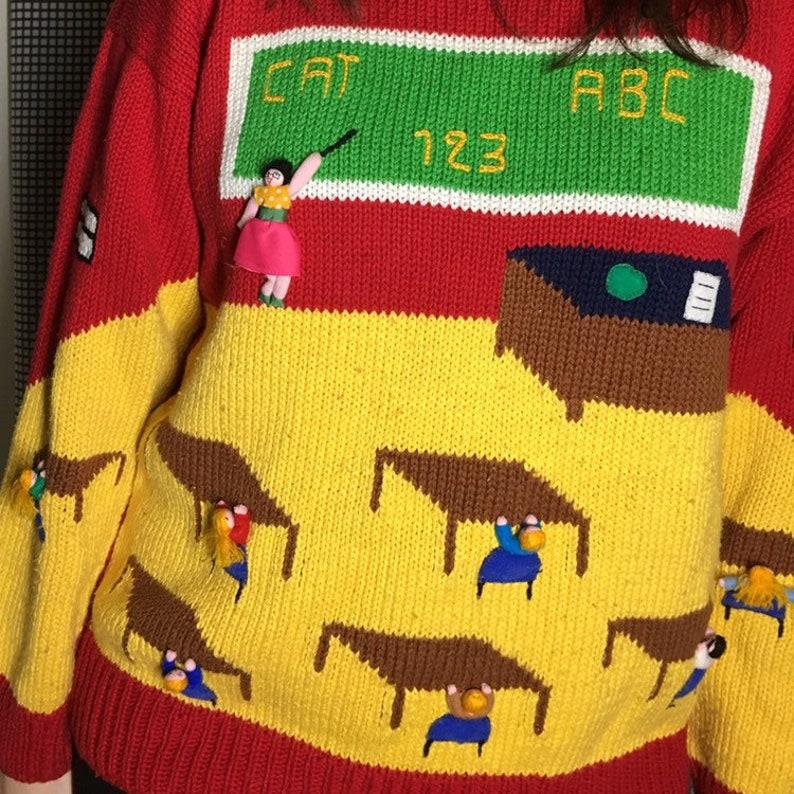 Insane Teacher Sweater