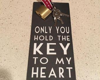 Key To My Heart  Lock & Key