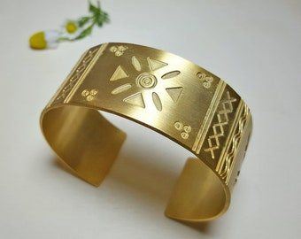 Adjustable Bangle, Greek Jewelry, Ethnic Bracelet, Cuff Bangle, Greek Handmade Jewelry, Wrist Bracelet, Adjustable Cuff Bracelet, Open Cuff