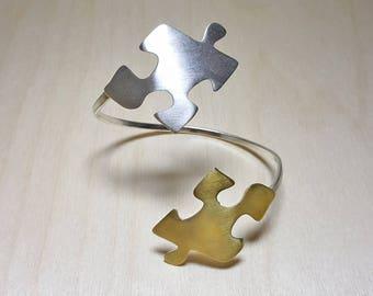 Minimalist Cuff Bracelet, Open Cuff Bracelet Silver, Cuff Bracelet for Women, Open Bangle, Minimal Geometric, Open Cuff Bracelets for Women