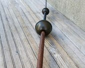 Antique New England Copper and Iron Lightening Rod
