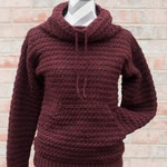 The Rowan Pullover | Crochet Pattern | PDF Download ONLY
