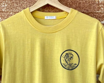 Vintage 1990's Euly Tuna Fish Product Supply T shirts