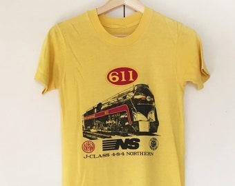 Vintage Soft T-shirts,Tee,Single stitch,Train,paper thin,N&W,611
