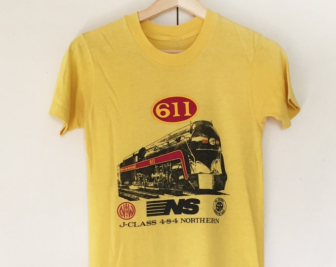 Vintage Soft T-shirts,Tee,Single stitch,Train,paper thin,N&W,611