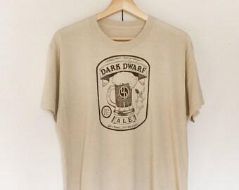 Vintage soft T-shirts,Tee,logo,mark,Meister Brau,beer brand,single stitch