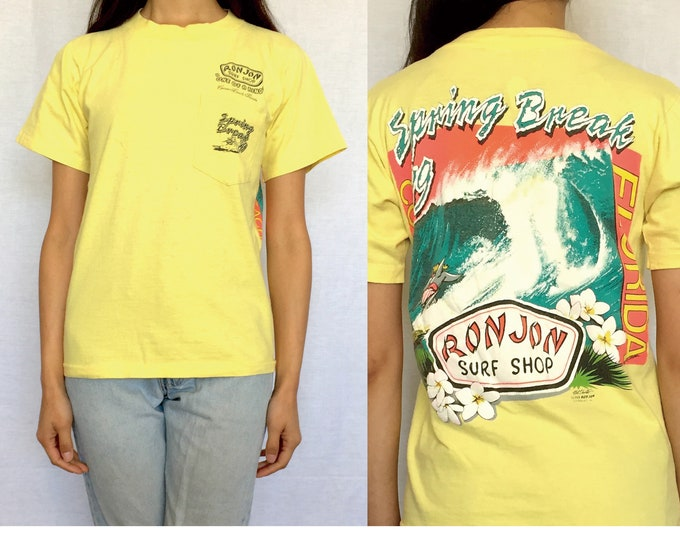 Vintage Surf T-shirts, Tropic, Hawaiian, surf, Ron Jon,