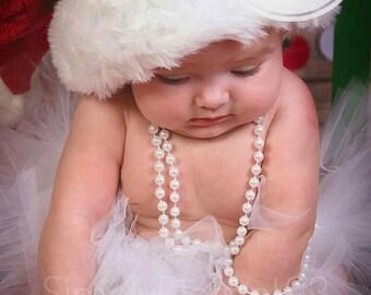 baby white tutu skirt