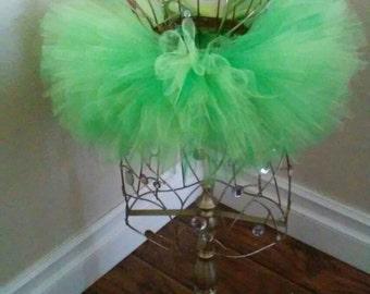 Baby Green Tutu Skirt