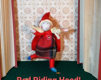 Red Riding Hood storybook doll.
