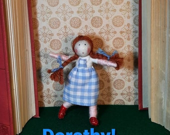 Dorothy storybook doll