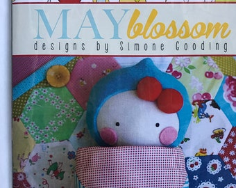May Blossom Baby Mine by Simone Gooding Doll & Blanket MB055 Pattern