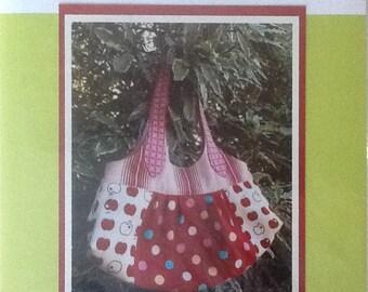 "Melly & Me ""Sherbet"" Handbag Sewing Pattern"