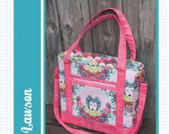 Tudor Bag from Sew Sweetness by Sara Lawson SESW124