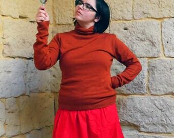 Velma Dinkley Scooby Doo Cosplay Costume