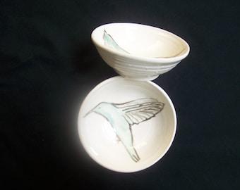 little hummingbird bowl