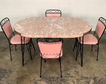 pink kitchen table room layout design ideas rh mf mcmafs aevy store