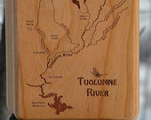 TUOLUMNE RIVER MAP Fly Bo...