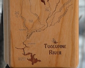 TUOLUMNE RIVER MAP Fly Bo...