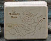 MIRAMICHI RIVERS MAP Fly ...