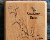 COWICHAN RIVER MAP Fly Bo...
