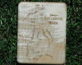 STILLWATER RIVER MAP Fly ...