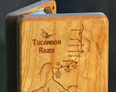 TUCANNON RIVER MAP Fly Bo...