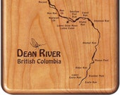 DEAN RIVER Map Fly Box, S...