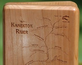 KANEKTOK RIVER MAP Fly Bo...