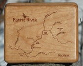 PLATTE RIVER Map Fly Box ...