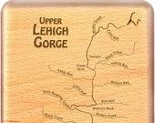 LEHIGH GORGE, Upper - Riv...