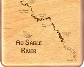 Au SABLE RIVER, LOWER - C...