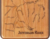JEFFERSON RIVER Map Fly B...