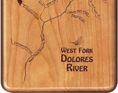 DOLORES - WEST FORK River...