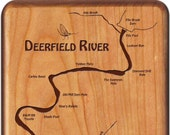 DEERFIELD RIVER MAP Fly B...