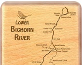 BIGHORN RIVER, Lower - Pe...