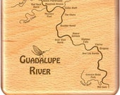 GUADALUPE CANYON River Ma...